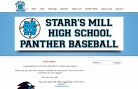 Starr's Mill HS Panther Baseball