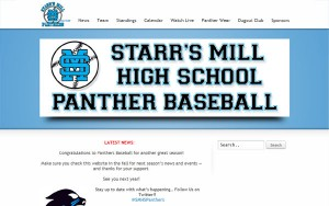 Starr's Mill Baseball