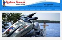 Typhoon Tommy's Jet Ski, Pontoon Boat & Bicycle Rental at Lake Oconee