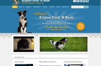 Airport Park 'n Bark