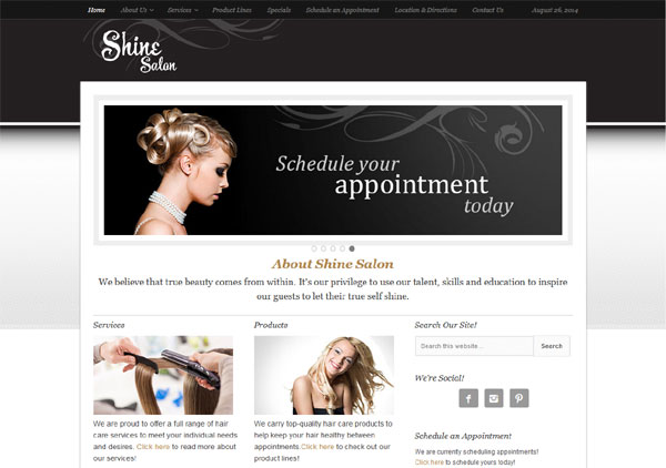 Shine Salon PTC