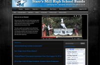 Starr's Mill HS Band Website