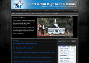 Starr's Mill HS Band