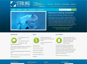 Sterling Bottles